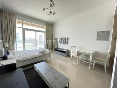 استوديو  للبيع في أرجان، دبي - Elegant Studio Apartment  Fully Furnished    Miracle Garden Views   Upto 12 cheques!!!
