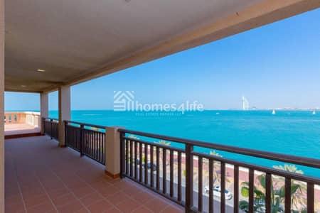 2 Bedroom Flat for Sale in Palm Jumeirah, Dubai - Sea View | Huge Terrace | Unique Layout