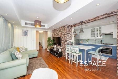 فیلا 2 غرفة نوم للبيع في الينابيع، دبي - Exclusive | Vacant on Transfer | Upgraded