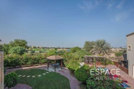 فیلا 5 غرف نوم للبيع في المرابع العربية، دبي - Excellent Type 11 with Golf Course View