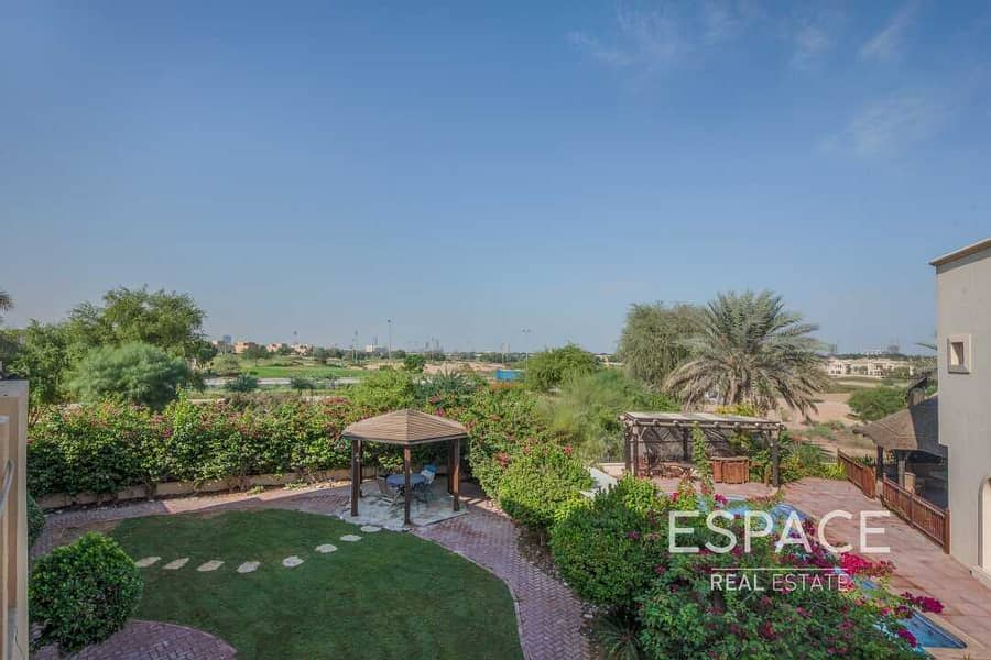 Excellent Type 11 with Golf Course View
