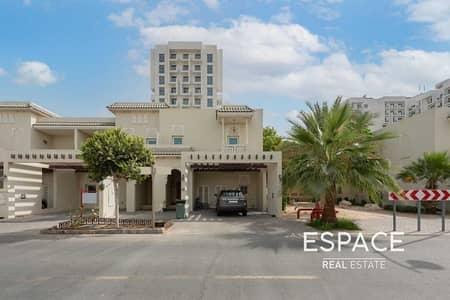 فیلا 3 غرف نوم للبيع في الفرجان، دبي - Cheapest End Unit Villa in Al Furjan