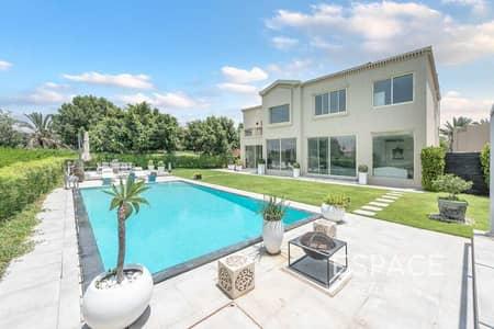 5 Bedroom Villa for Sale in Jumeirah Islands, Dubai - Contemporary Upgrades | Extended BUA and Plot