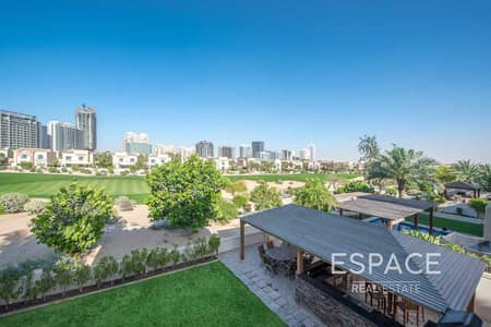 فیلا 5 غرف نوم للبيع في مدينة دبي الرياضية، دبي - Immaculate-C1 Golf Course View-Exclusive