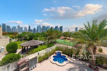 5 Bedroom Villa for Sale in The Meadows, Dubai - Prime Location   Single Row   5 Bedrooms