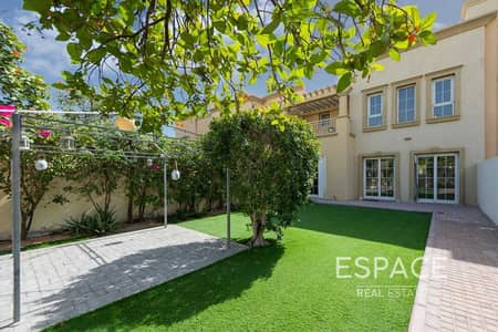 3 Bedroom Villa for Sale in The Springs, Dubai - Extended |Close to Park and Lake |Vacant