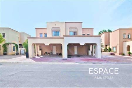 3 Bedroom Villa for Sale in The Springs, Dubai - Full Lake view | Large Plot | Upgraded