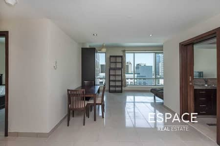 1 Bedroom Apartment for Rent in Dubai Marina, Dubai - Unfurnished   Trendy   1 Bed
