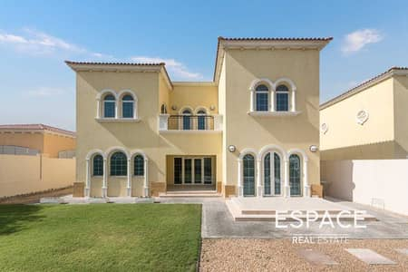 3 Bedroom Villa for Sale in Jumeirah Park, Dubai - Walkable Distance to Clubhouse | Legacy
