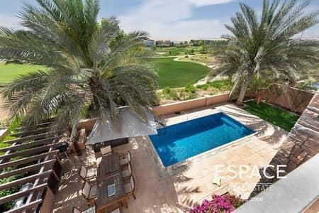 فیلا 5 غرف نوم للبيع في عقارات جميرا للجولف، دبي - Exclusive | Fire Golf Course | Stunning 5 Bedrooms