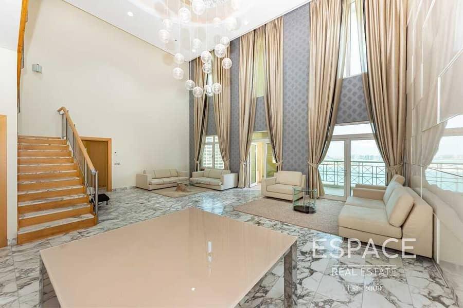 2 Vacant   H Type Penthouse   Full sea view   Al Msalli