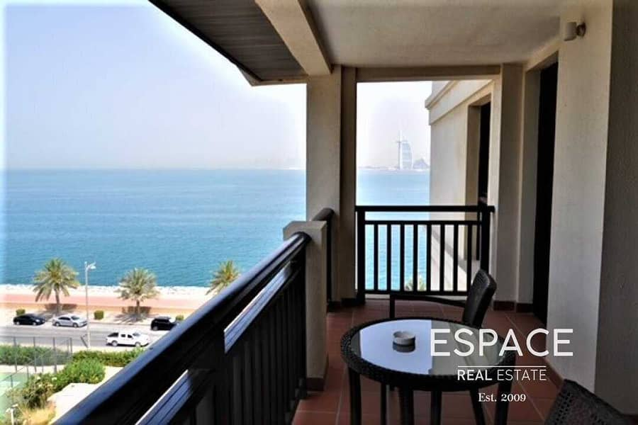 2 Bedrooms Fully Furnished Sea Views