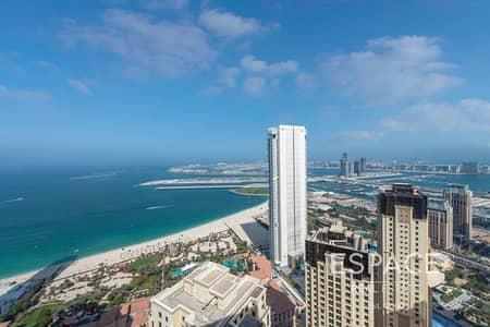 2 Bedroom Flat for Sale in Jumeirah Beach Residence (JBR), Dubai - Sea Views   Vacant 2BR Loft   High Floor