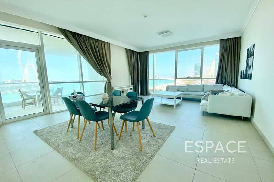 Furnished | Great Facilities | Next to the Beach