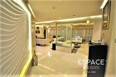فلیٹ 3 غرف نوم للايجار في دبي مارينا، دبي - Upgraded 3BR Plus Maids Fully Furnished
