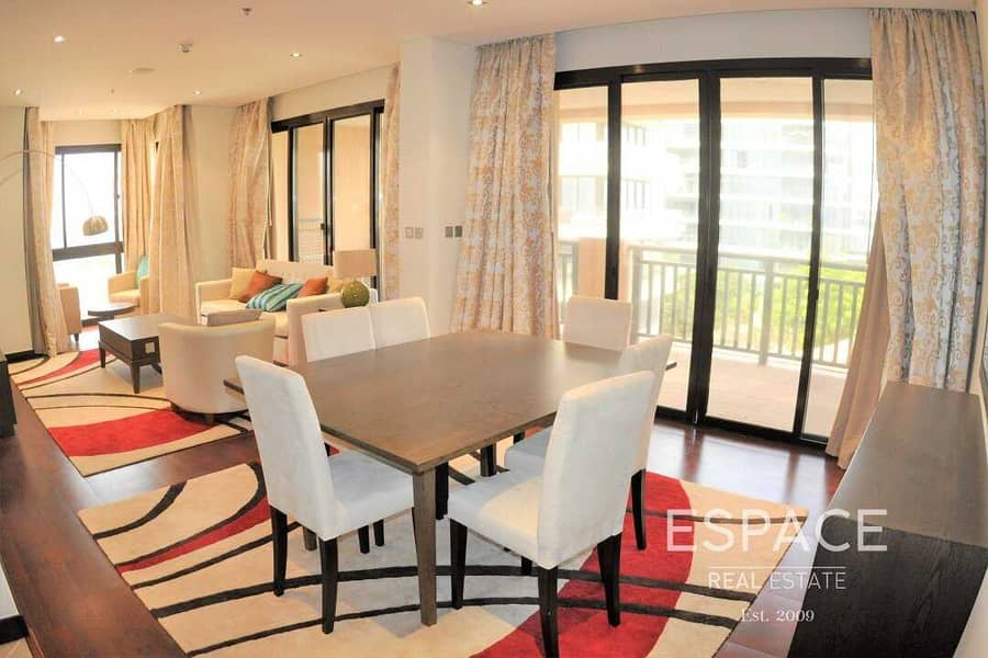 2 Resort Faclities Included 2 Bed Furnished 20 Days Free