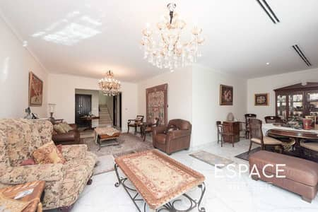 3 Bedroom Villa for Sale in Jumeirah Village Triangle (JVT), Dubai - Single Row | Upgraded and Extended| 3BR TH