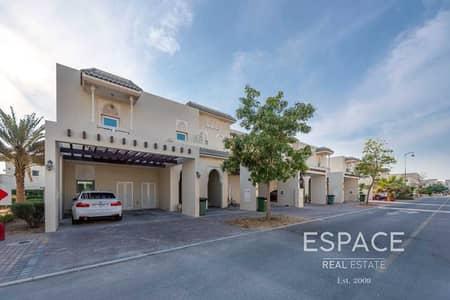 فیلا 3 غرف نوم للبيع في الفرجان، دبي - Close to Local Park and Short Drive to Pavilion