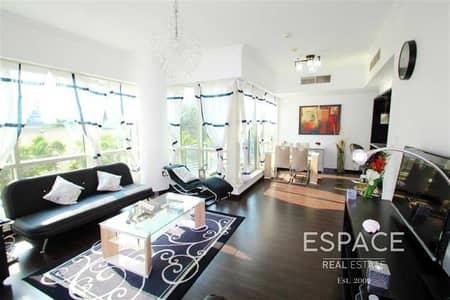 فلیٹ 2 غرفة نوم للبيع في دبي مارينا، دبي - Ground Floor   Two Bedroom   Study Room