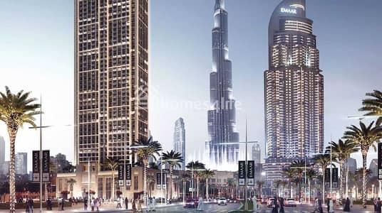 شقة 2 غرفة نوم للبيع في وسط مدينة دبي، دبي - In the heart of Down Town with Pool View