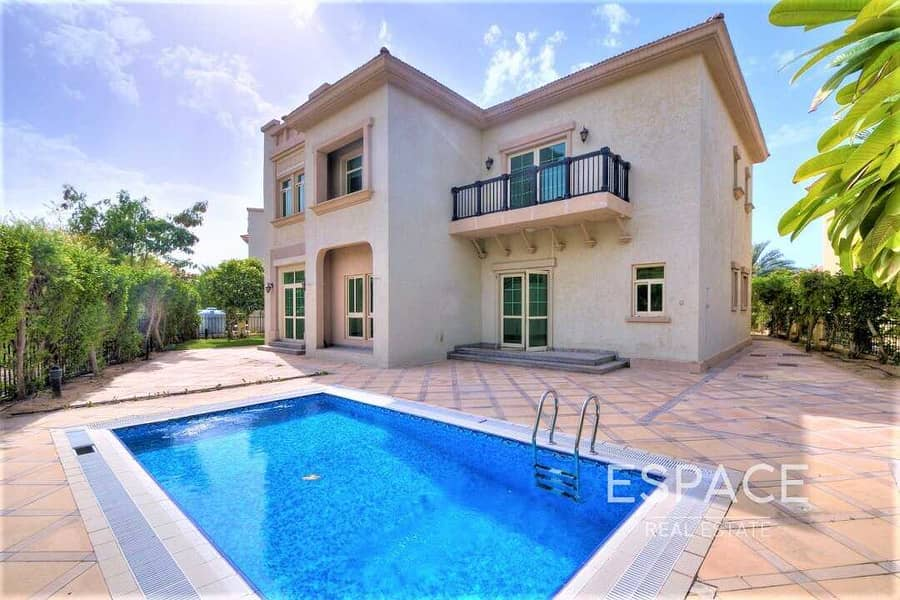 2 European Spanish Style with Private Pool