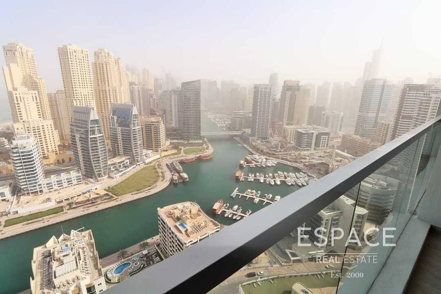 High Floor | Full Marina View | Immaculate