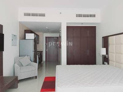 استوديو  للايجار في أرجان، دبي - Elegant Studio Apartment   Miracle Garden Views  Fully Furnished    Upto 12 cheques!!!