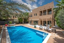 Stunning high end upgraded villa with private pool