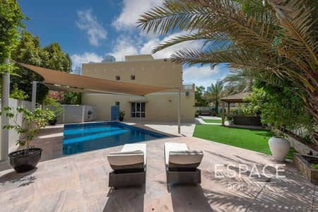 فیلا 5 غرف نوم للبيع في السهول، دبي - Exclusive |Partial Lake View |5 Bedrooms