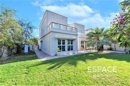 4 Bedroom Villa for Sale in The Lakes, Dubai - Exclusive |Upgraded |Ground Floor Bedroom