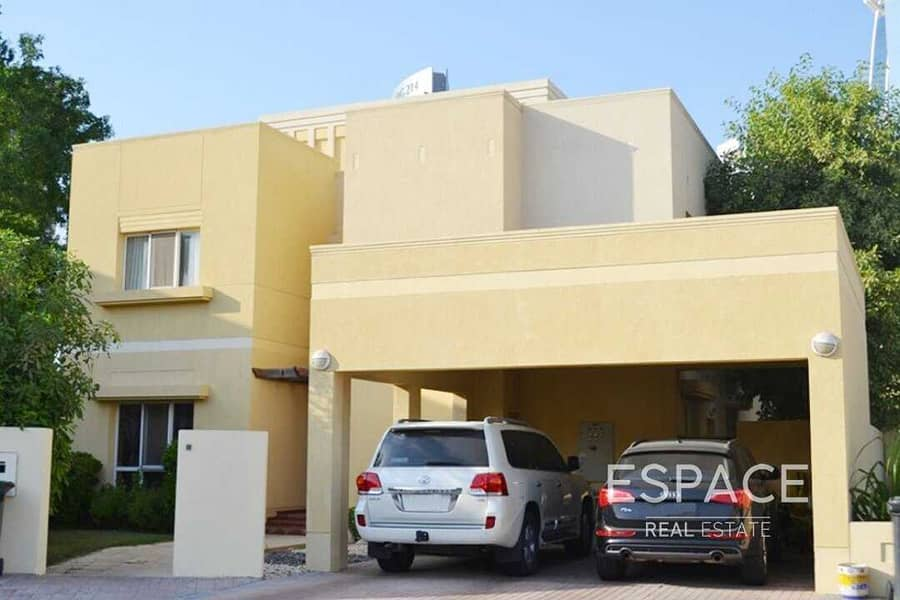 13 Well Maintained - Type 6 - Spacious Villa