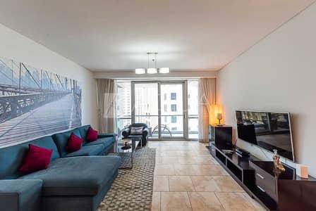فلیٹ 2 غرفة نوم للايجار في جميرا بيتش ريزيدنس، دبي - Upgraded | Amazing views | Fully Furnished