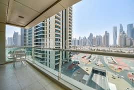 شقة في برج السيف 2 مجمع U السيف تاورز أبراج بحيرات الجميرا 2 غرف 100000 درهم - 4311277