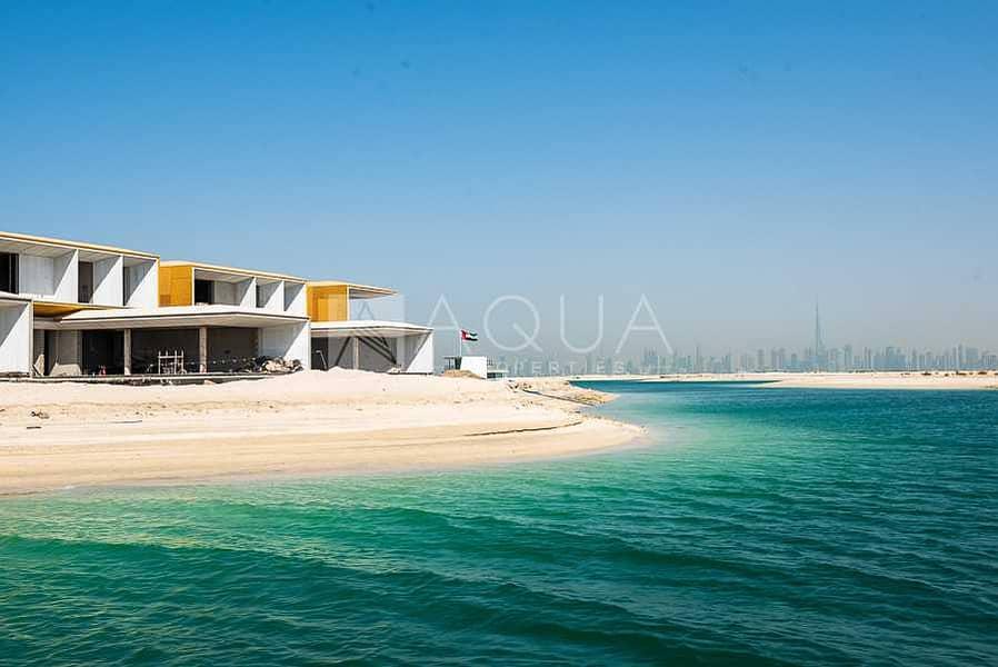 Amazing Beach Front Villa in the World Islands