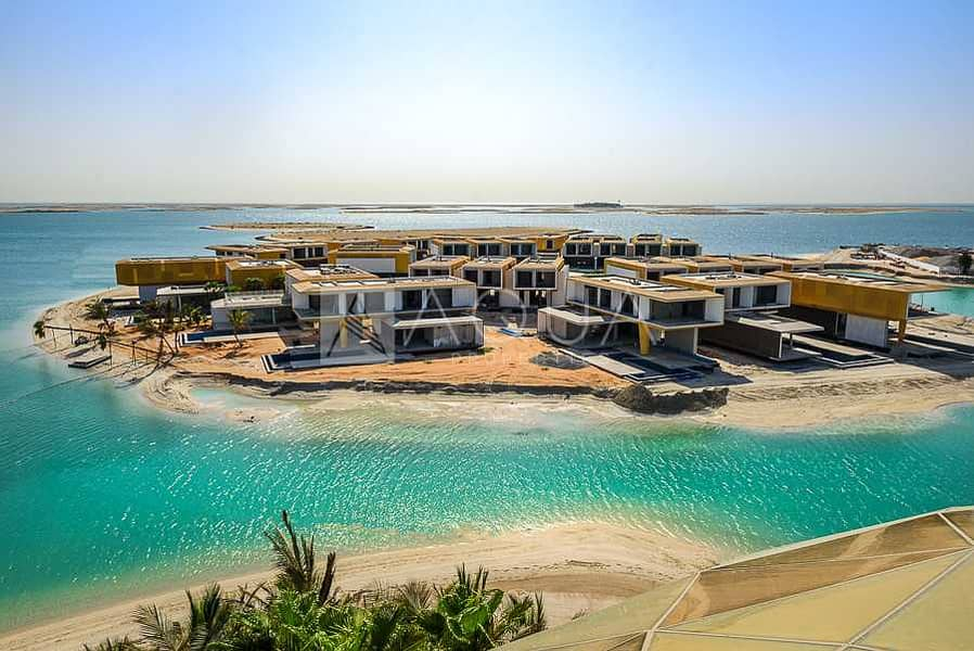 2 Amazing Beach Front Villa in the World Islands