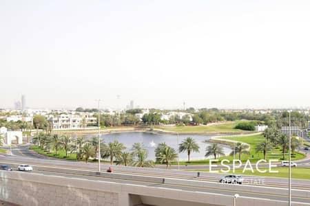شقة 2 غرفة نوم للايجار في التلال، دبي - Lake View | Available Mid-June 2021 | Chiller Free