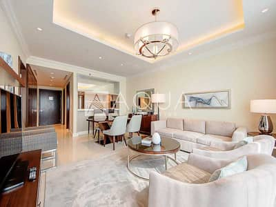 2 Bedroom Apartment for Sale in Downtown Dubai, Dubai - Immaculate | Fully Furnished | High Floor