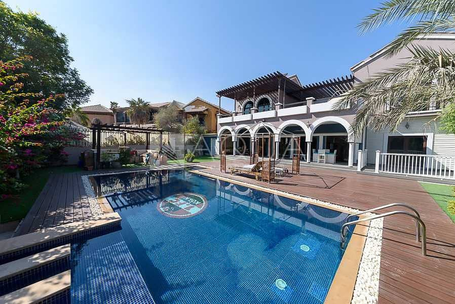 Price Reduced | Must See |  XL Pool & Plot