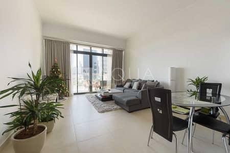 شقة 1 غرفة نوم للبيع في التلال، دبي - Charming View | Big Balcony | Serviced Unit