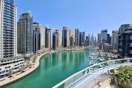 3 Bedroom Penthouse for Sale in Dubai Marina, Dubai - Upgraded 3 Bed Duplex Penthouse   VOT