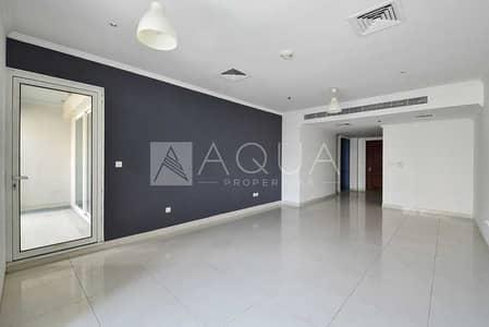فلیٹ 1 غرفة نوم للايجار في أبراج بحيرات الجميرا، دبي - Biggest 1 Bed | Huge Balcony | Unfurnished
