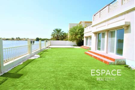4 Bedroom Villa for Sale in The Lakes, Dubai - Exclusive | Lake Views | Detached Villa