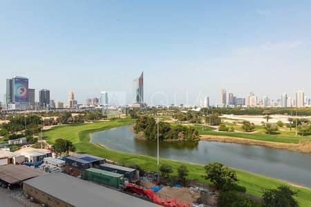 فلیٹ 3 غرف نوم للبيع في التلال، دبي - Golf View | Large Layout | Serviced Unit