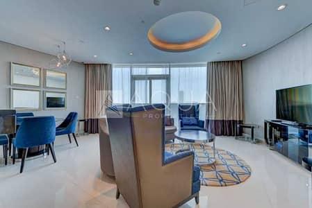 فلیٹ 2 غرفة نوم للايجار في وسط مدينة دبي، دبي - Vacant   Furnished   Spacious    Balcony