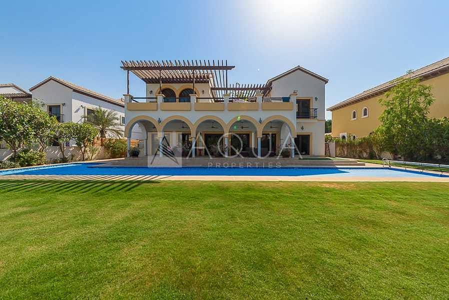 Exclusive | 5 BR Marbella | XL Pool & Plot
