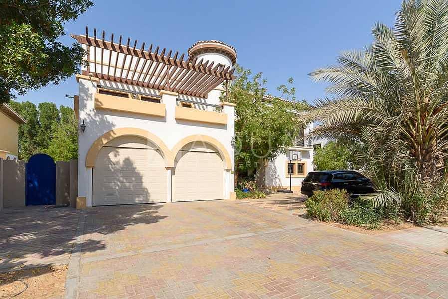 23 Exclusive | 5 BR Marbella | XL Pool & Plot