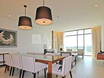 2 Bedroom Flat for Sale in The Hills, Dubai - Lake  View | 5* Serviced Apt | F. Furnished