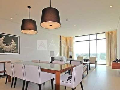 فلیٹ 2 غرفة نوم للبيع في التلال، دبي - Lake  View   5* Serviced Apt   F. Furnished