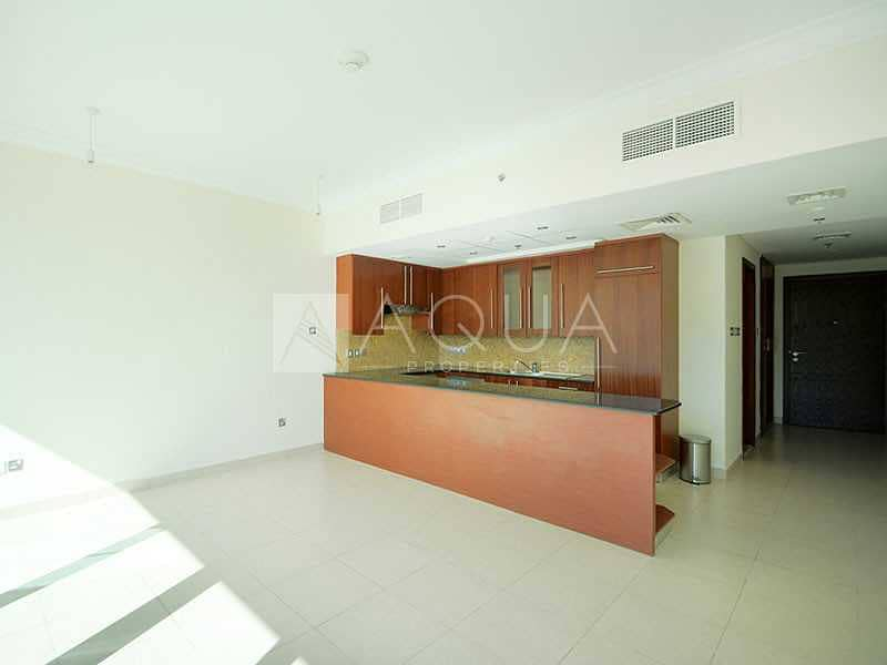 Unfurnished Studio | Well Maintained | Rented