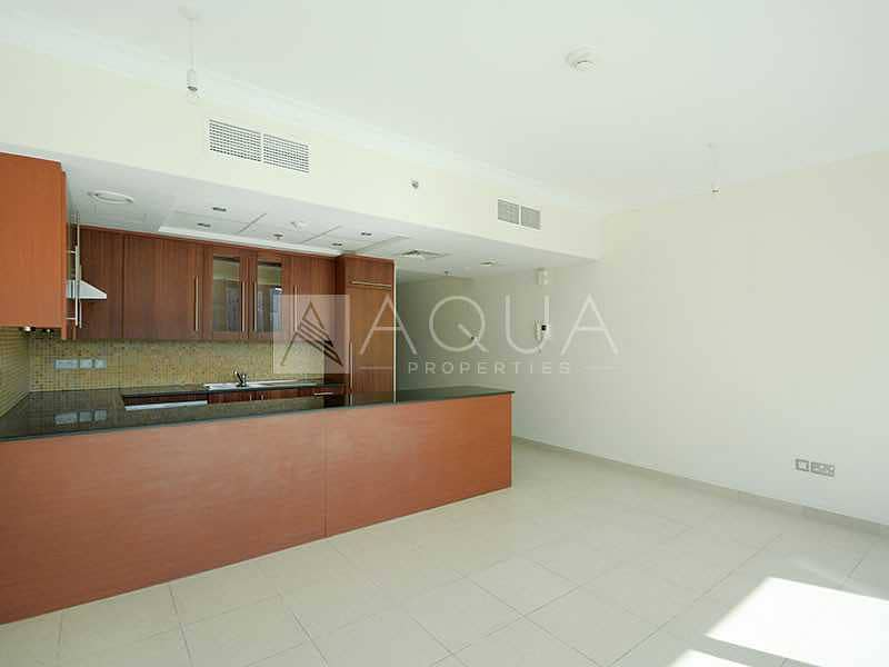 2 Unfurnished Studio | Well Maintained | Rented